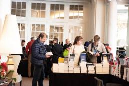 Lausan'noir, organisé par le salon du livre de Genève