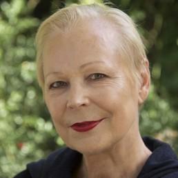 Lydie Salvayre - présidence du salon du livre de Genève - Palexpo