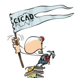 La CICAD, scène du salon du livre de Genève
