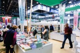 Québec Édition, scène du salon du livre de Genève