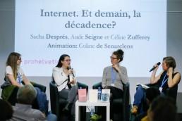 La scène suisse du salon du livre de Genève