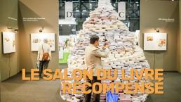 Le salon du livre récompensé - salon du livre de Genève - Palexpo