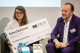 Prix SPG - salon du livre de Genève