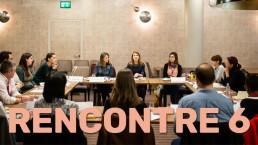 rencontre 6 des Jeunes plumes - salon du livre de Genève