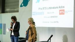 Prix RTS du salon du livre de Genève