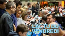 Les immanquables du vendredi 3 mai au salon du livre de Genève - Palexpo
