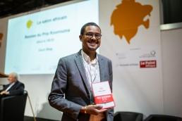 Prix Ahmadou Kourouma - salon du livre de Genève
