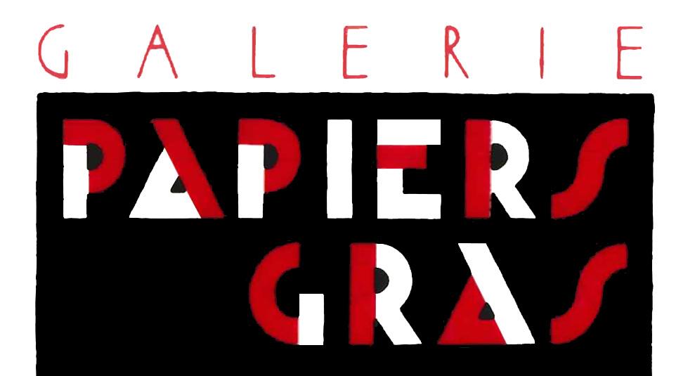Galerie Papier Gras - Salon du livre en ville