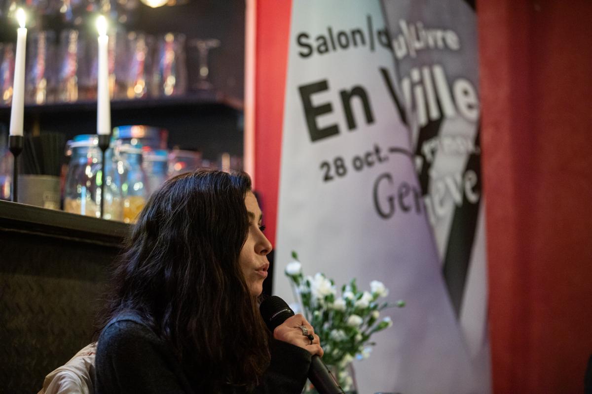 Olivia Ruiz salon du livre en ville