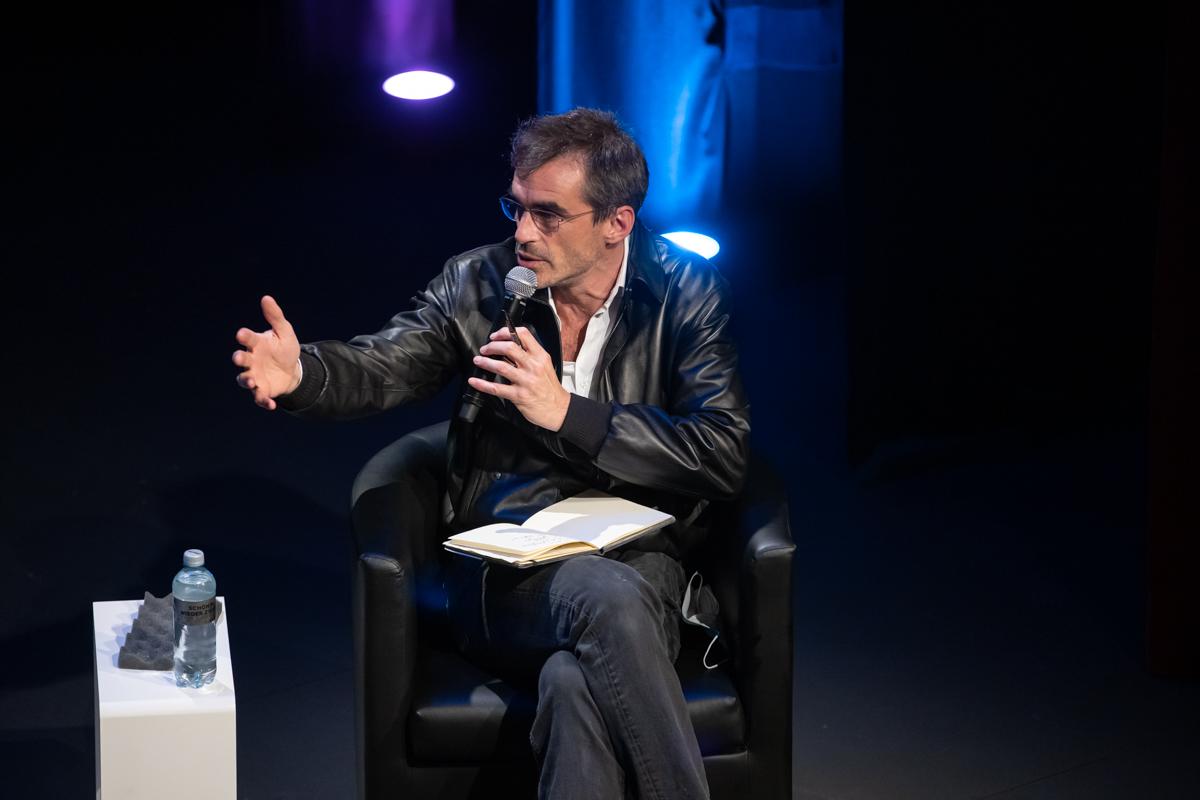 Raphaël Enthoven salon du livre en ville